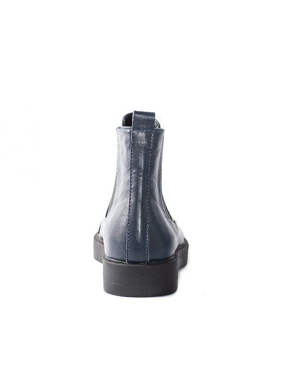 Ботинки синие | 4798088 | фото 2