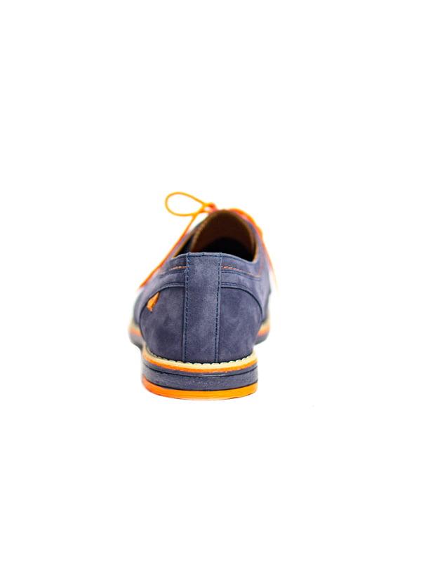 Туфли синие   4798126   фото 2