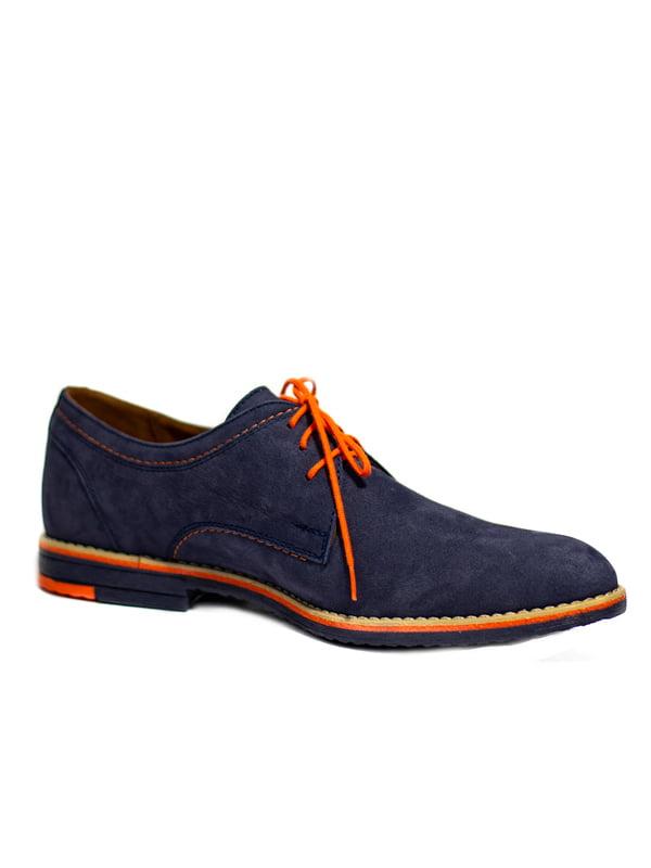 Туфли синие   4798126   фото 3