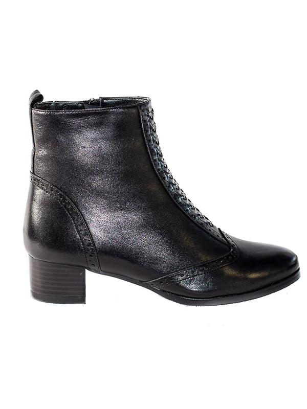 Ботинки черные | 4798127