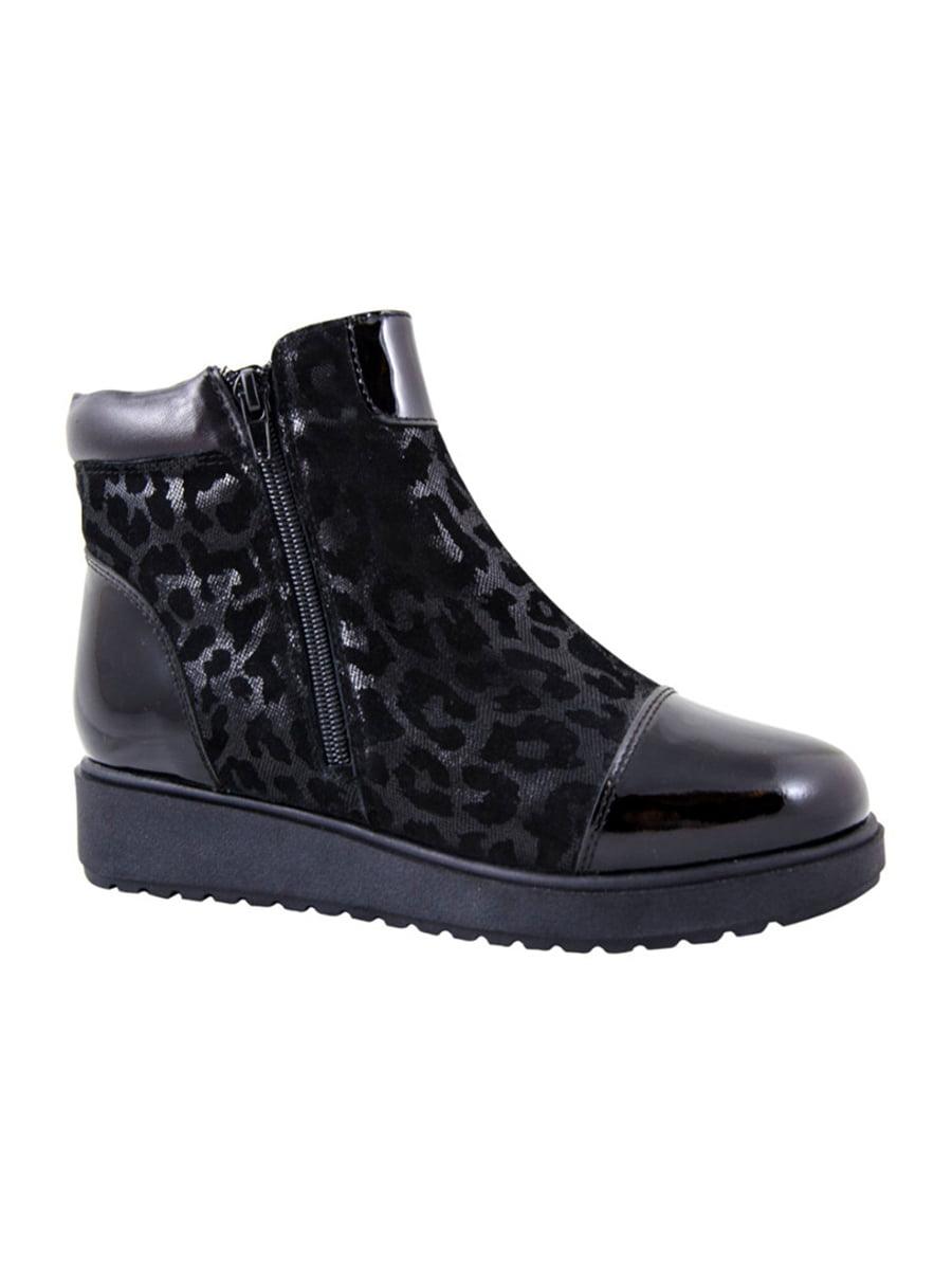 Ботинки черные | 4798128