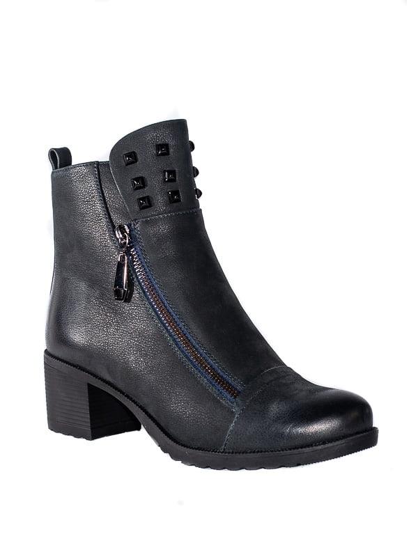 Ботинки синие | 4798139