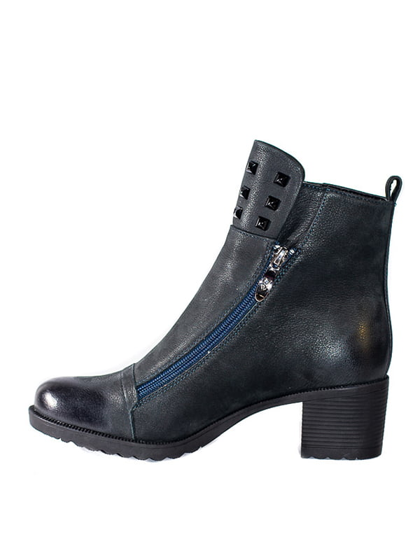 Ботинки синие | 4798139 | фото 2