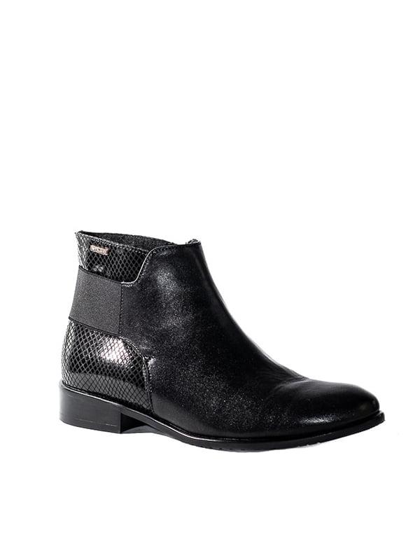 Ботинки черные | 4798143