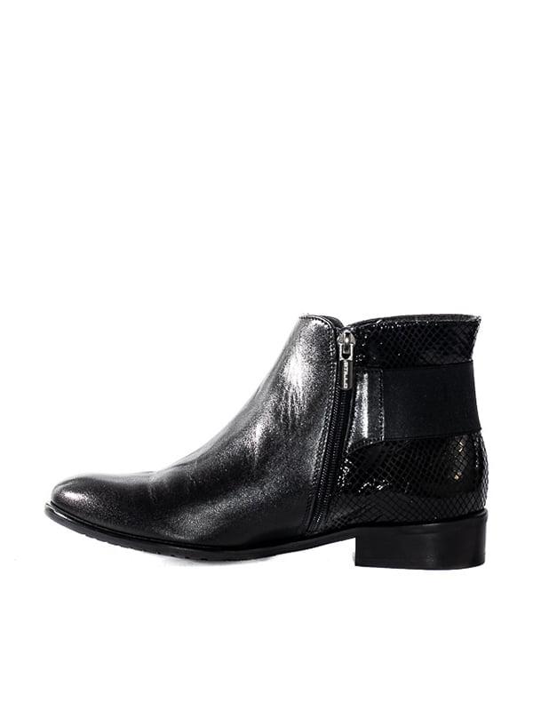 Ботинки черные | 4798143 | фото 2