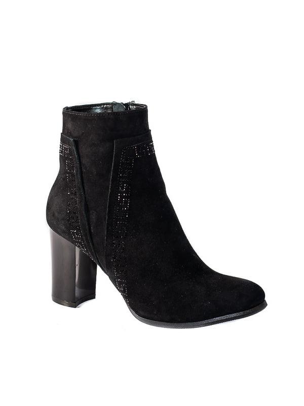 Ботинки черные | 4798147
