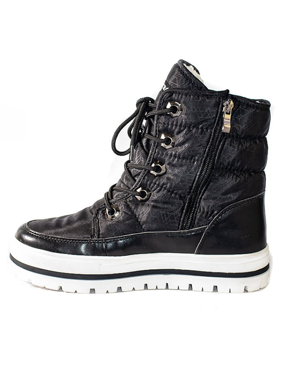 Ботинки черные | 4798164 | фото 2