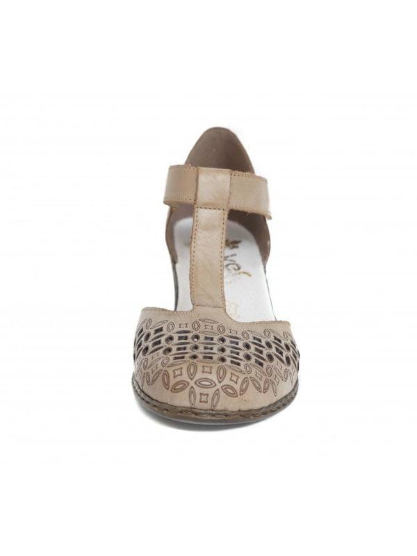 Туфли цвета капучино | 4798181 | фото 2