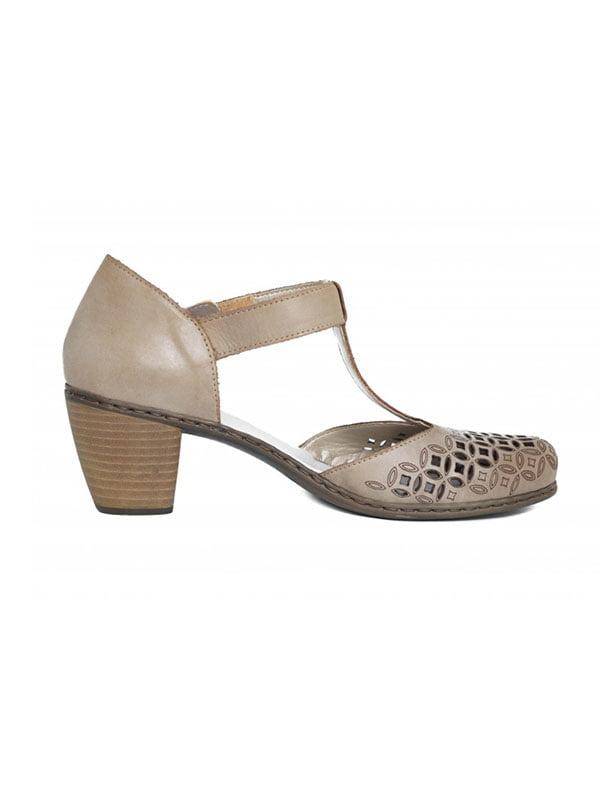 Туфли цвета капучино | 4798181 | фото 3