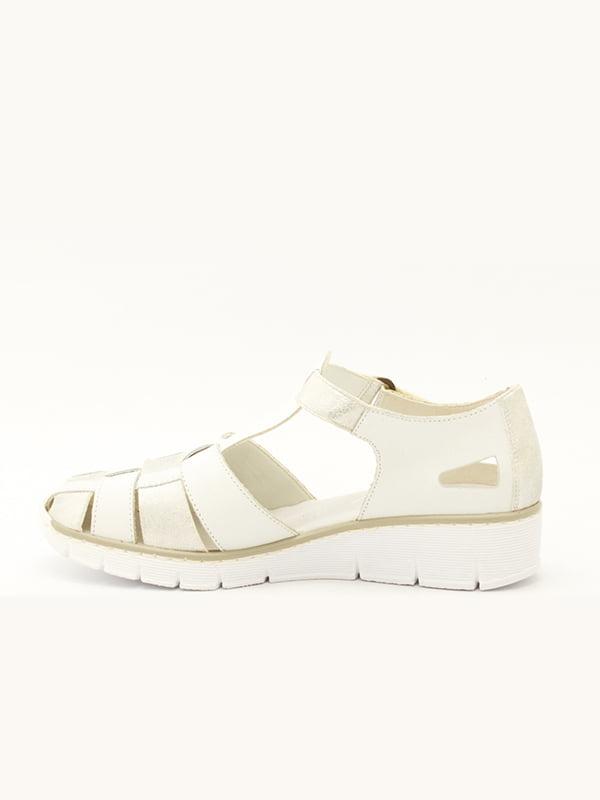 Туфли белые | 4798190 | фото 2