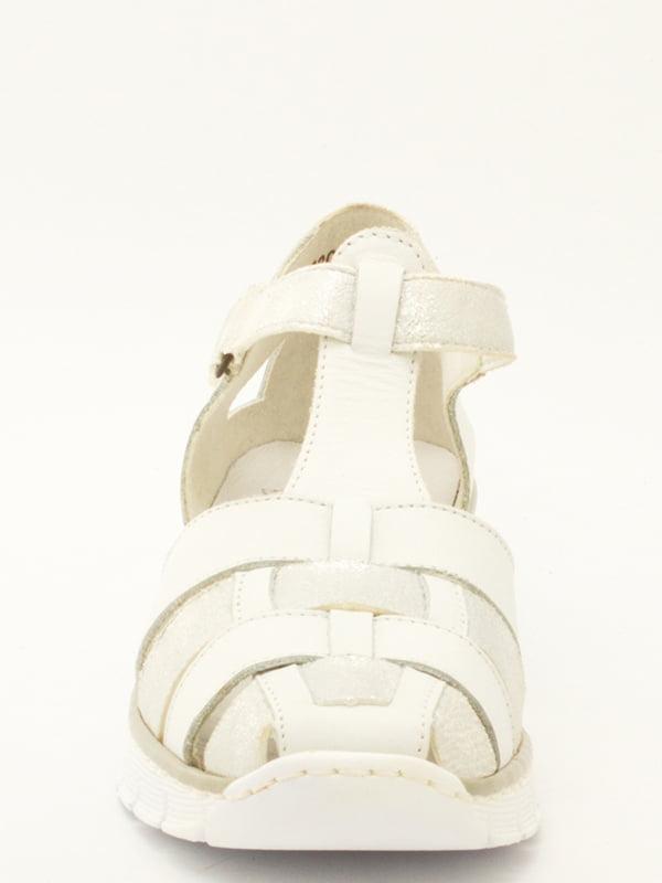 Туфли белые | 4798190 | фото 3