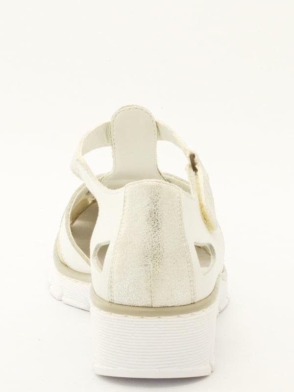 Туфли белые | 4798190 | фото 4