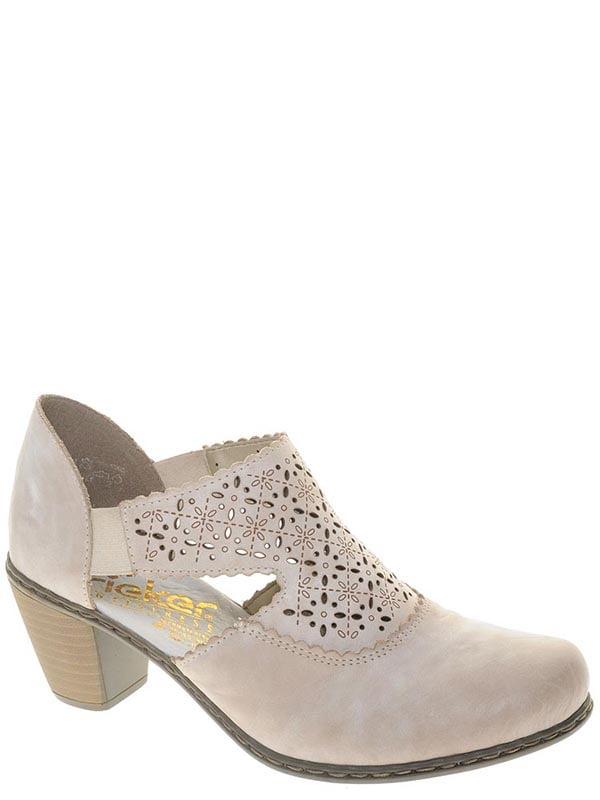 Туфли серо-бежевые | 4798202 | фото 2