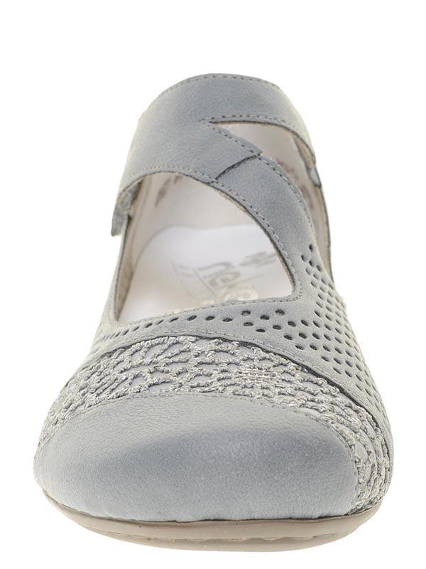 Туфли голубые | 4798212 | фото 2