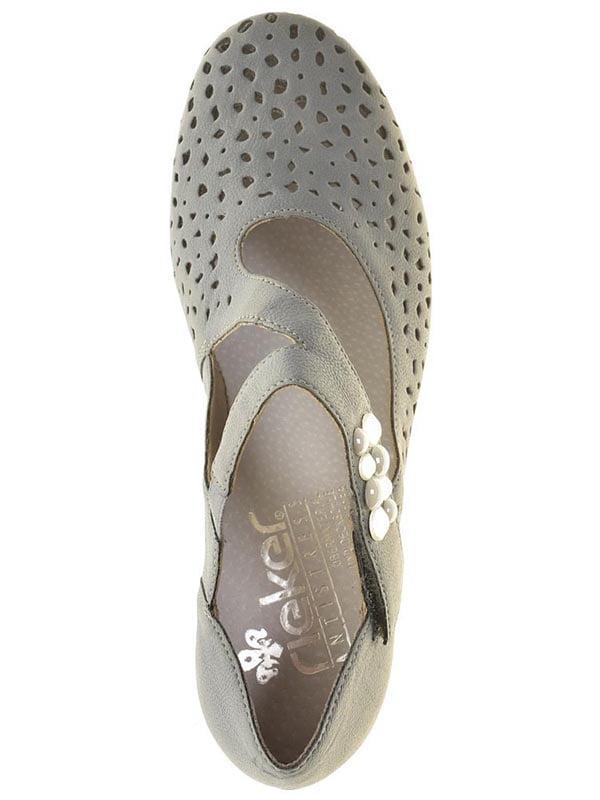 Туфли серые | 4798213 | фото 3