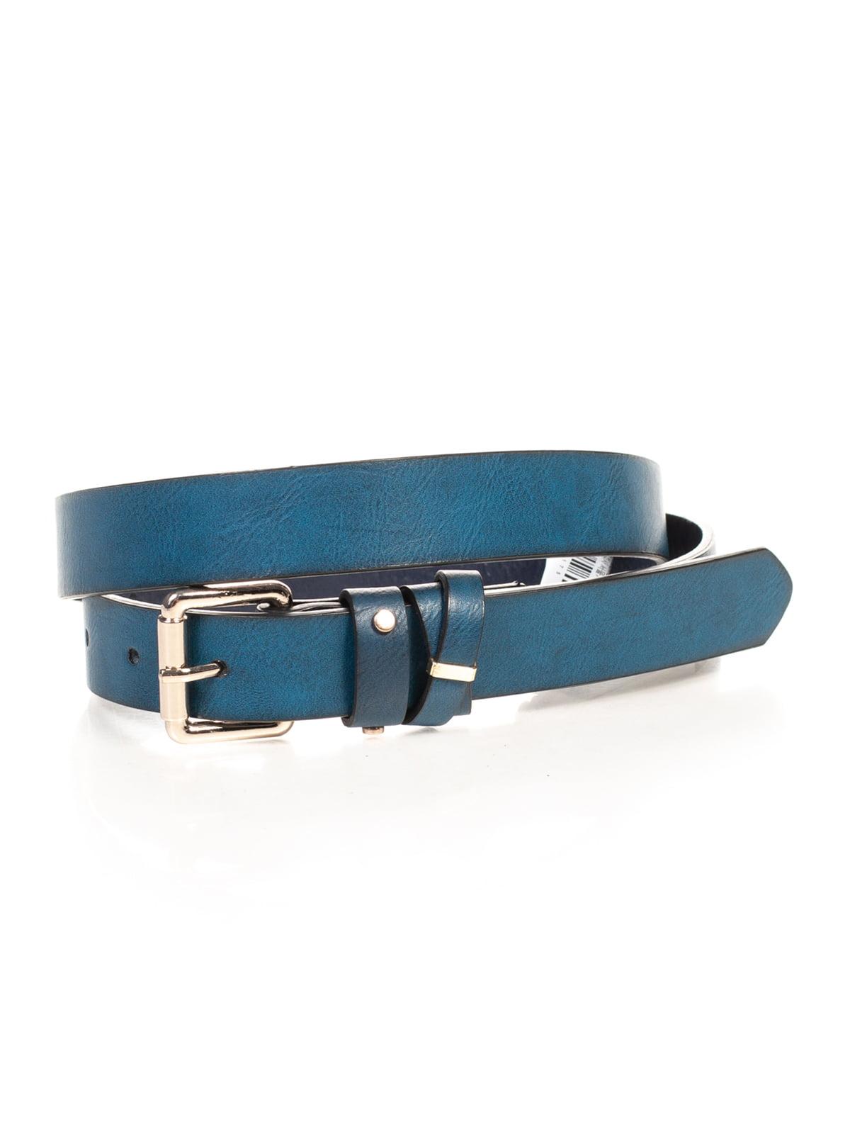 Ремінь синій | 4647150