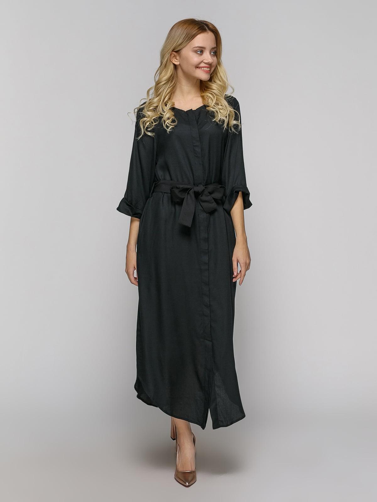Платье черное | 4794116