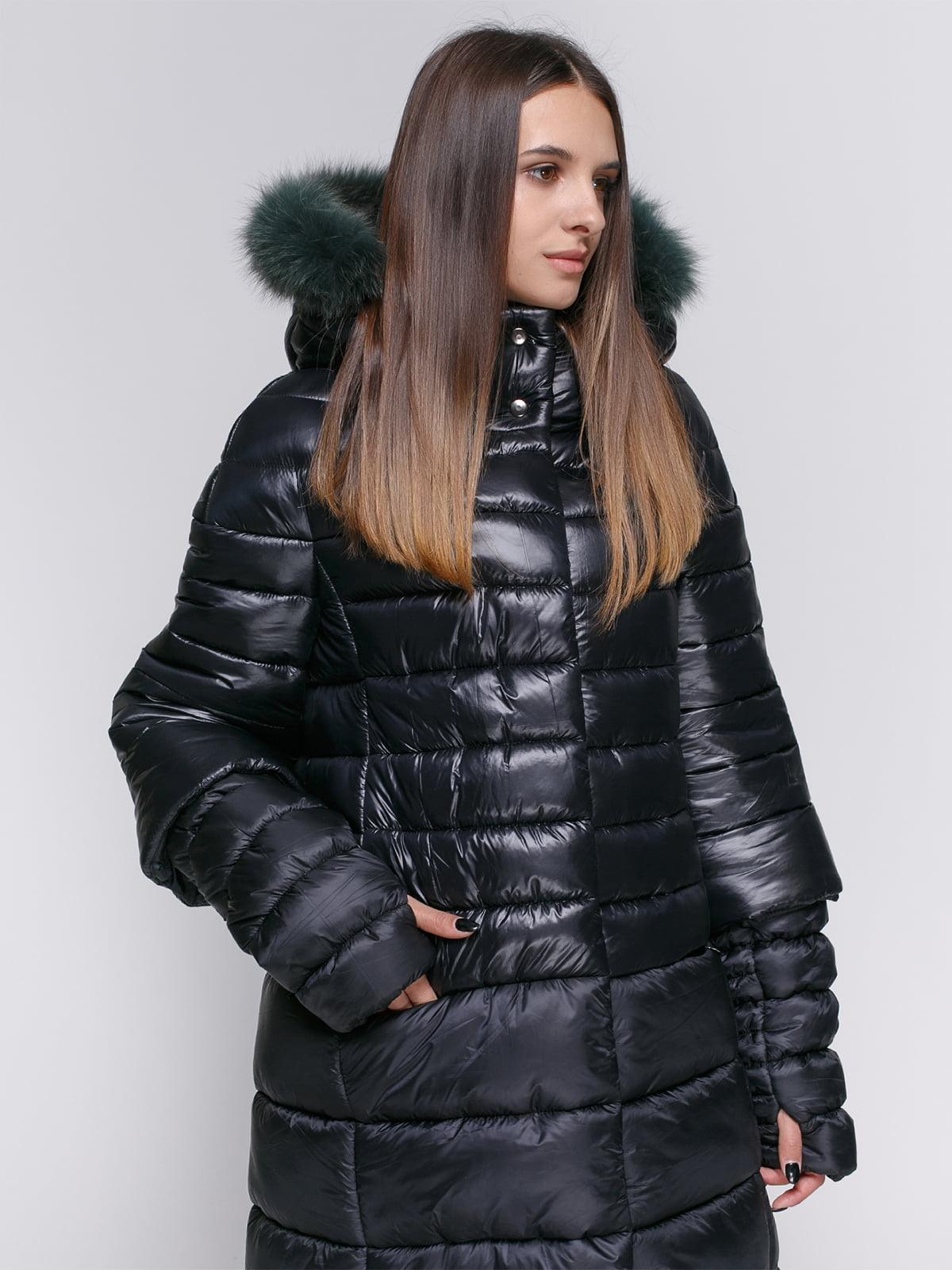 Пальто черное | 4768282