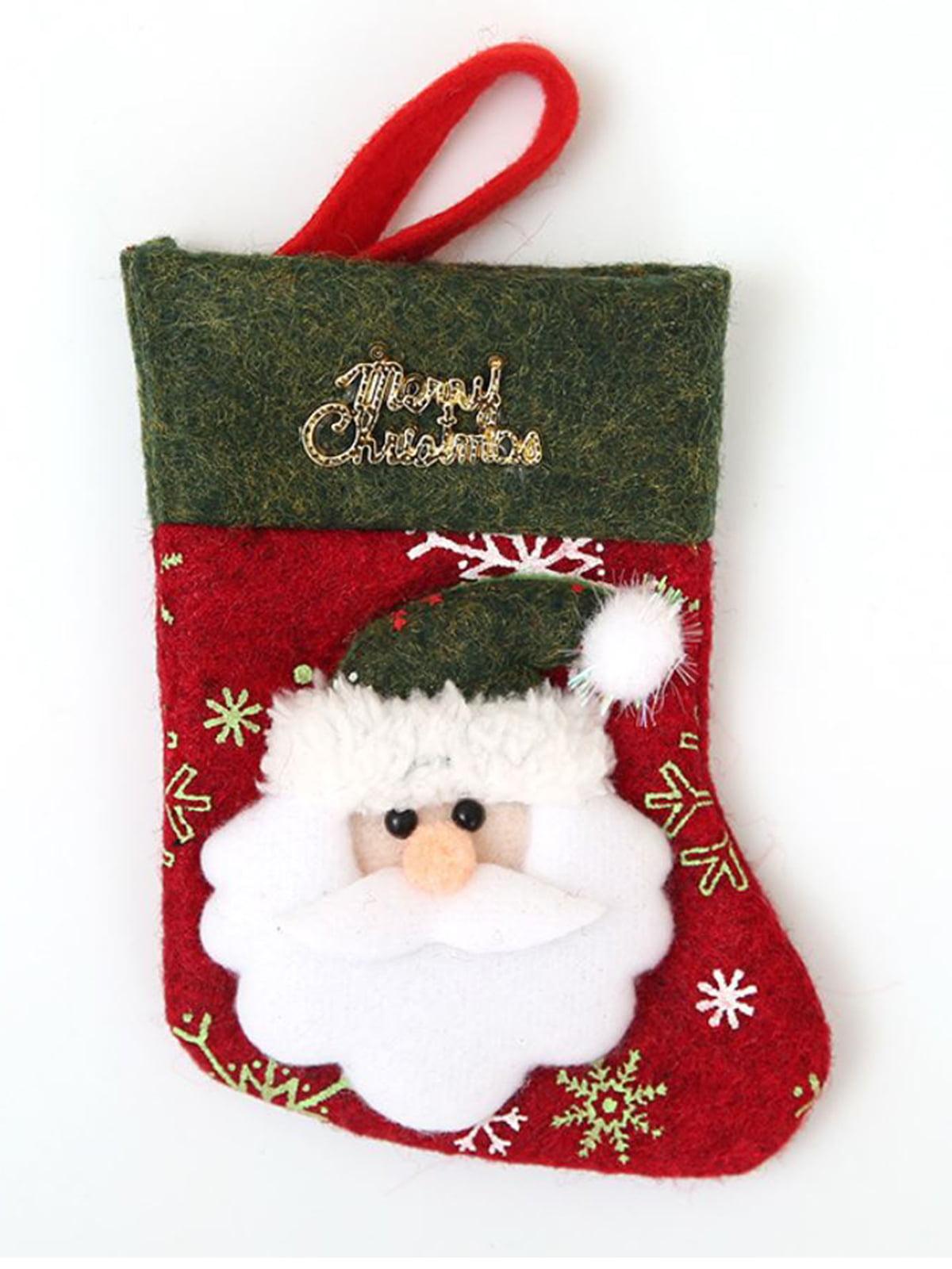 Носок різдвяний для подарунків | 4808478