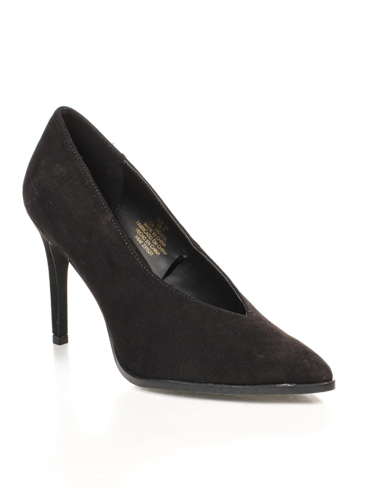 Туфли черные | 4778201