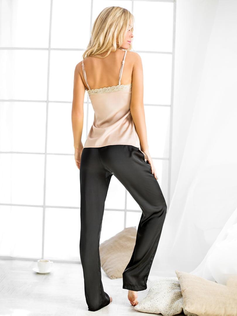 Комплект: майка и брюки | 4800157 | фото 2