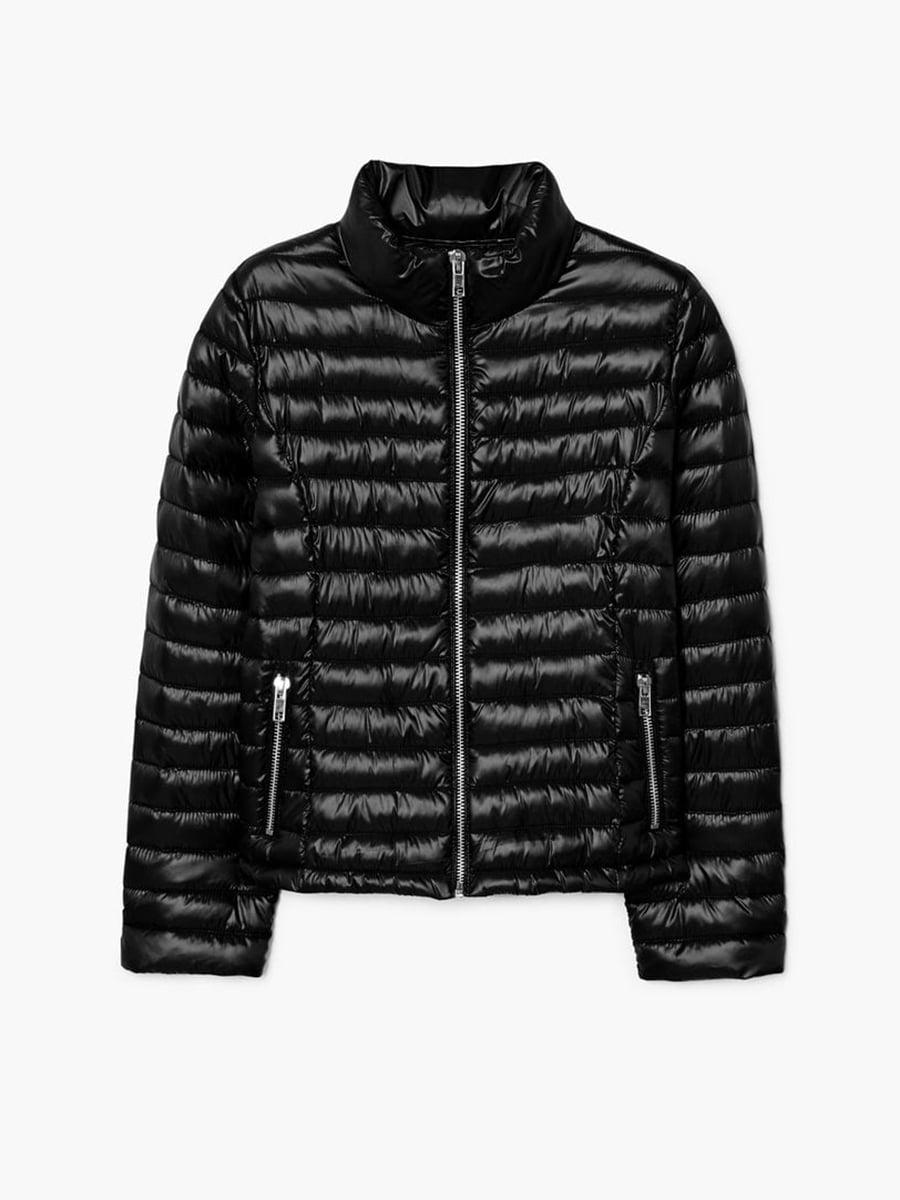 Куртка чорна | 4599260 | фото 6