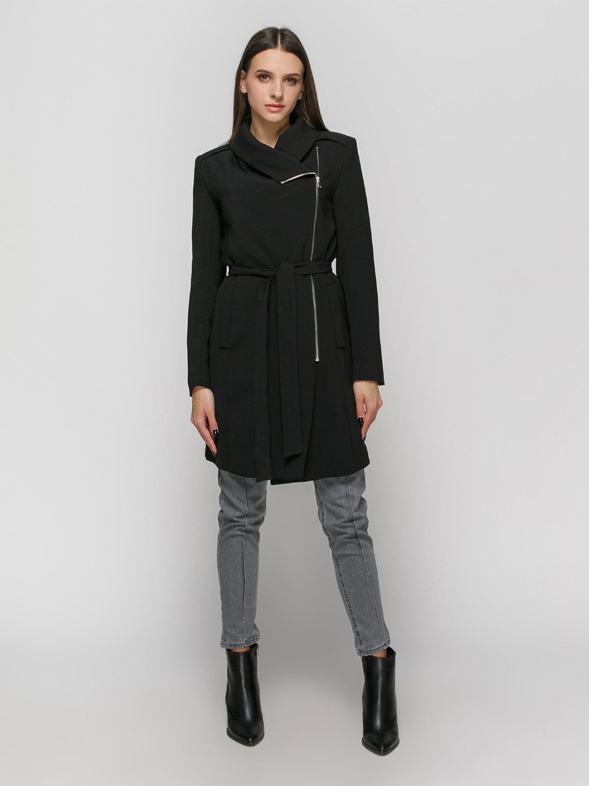Пальто черное | 4777668 | фото 2