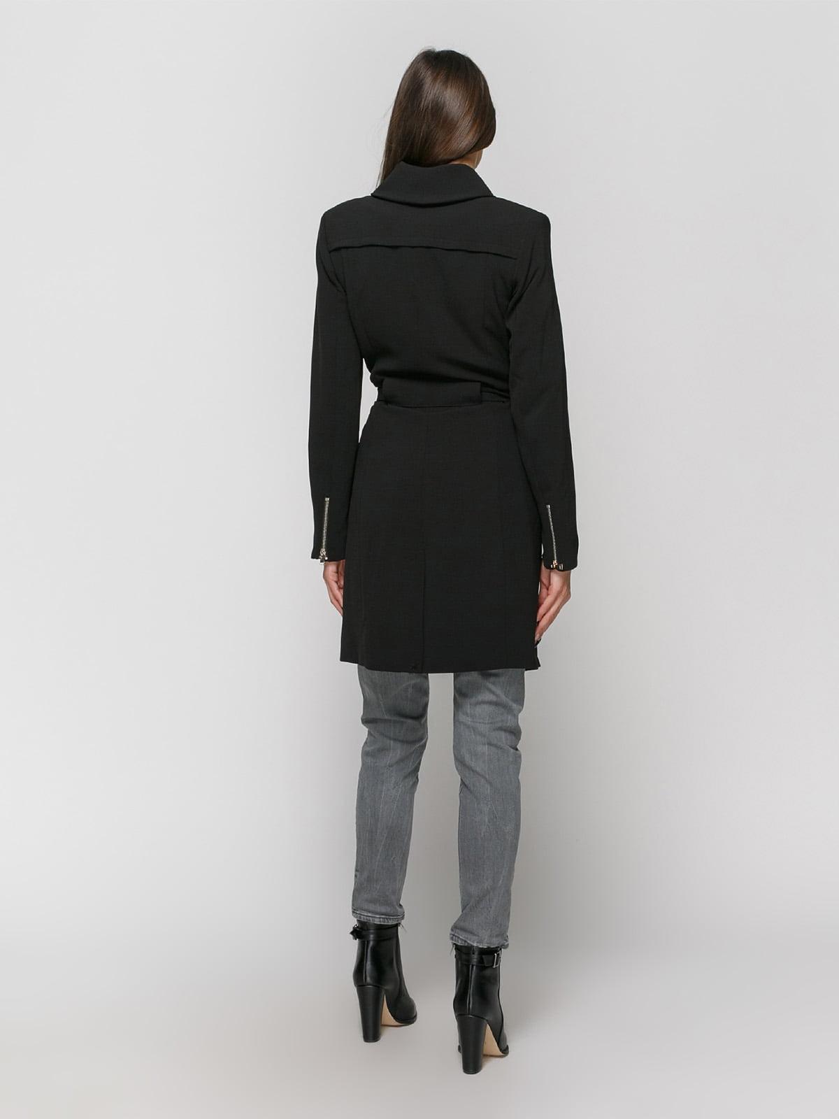 Пальто черное | 4777668 | фото 3
