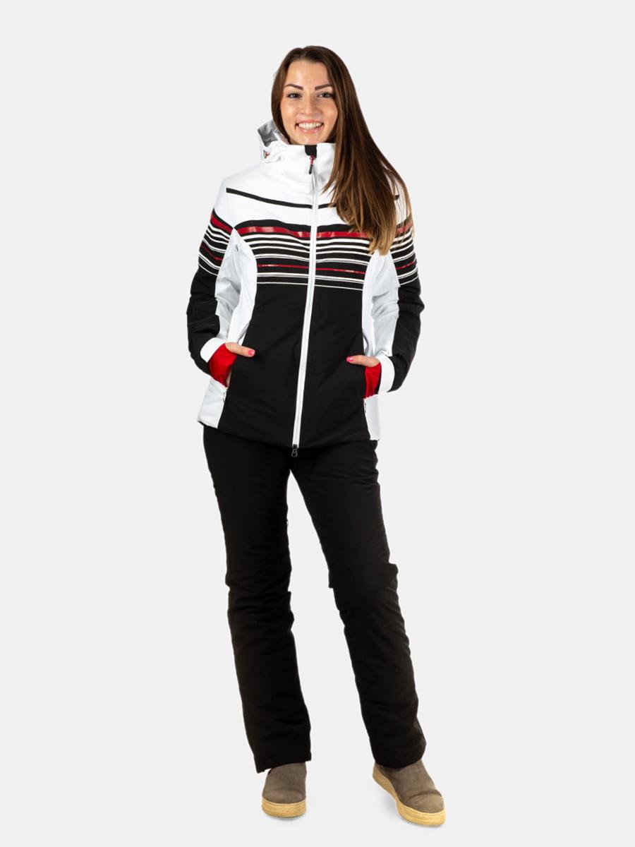 Куртка чорно-біла   4809454