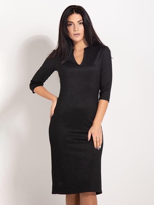 Платье черное   4809233