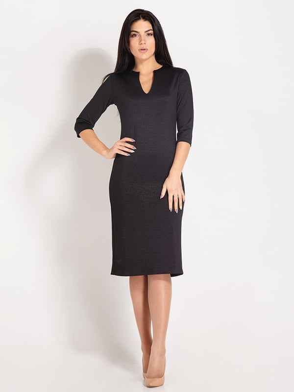 Платье черное   4809233   фото 2