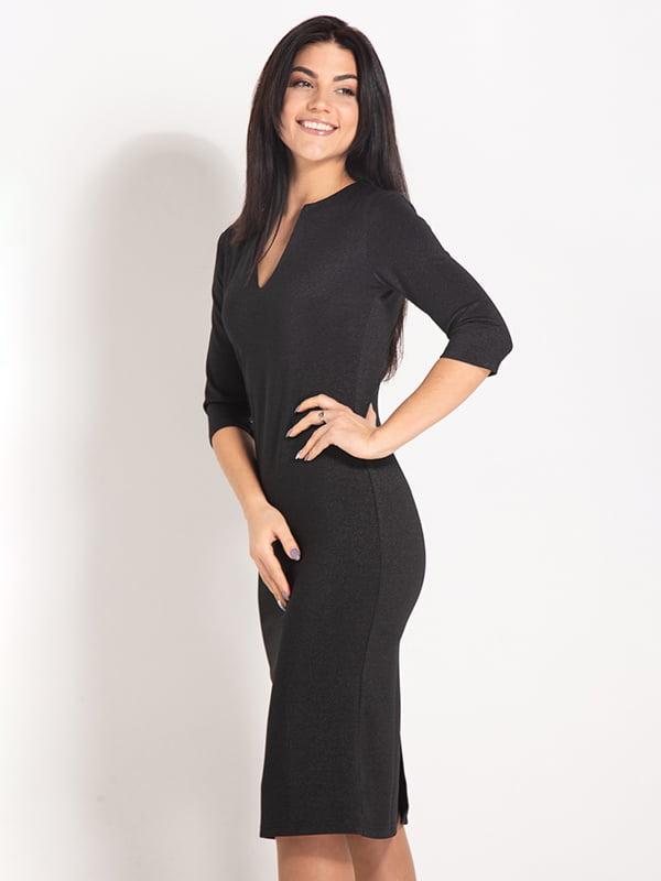 Платье черное   4809233   фото 3