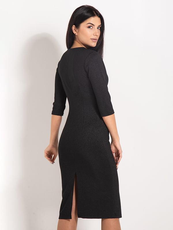 Платье черное   4809233   фото 4