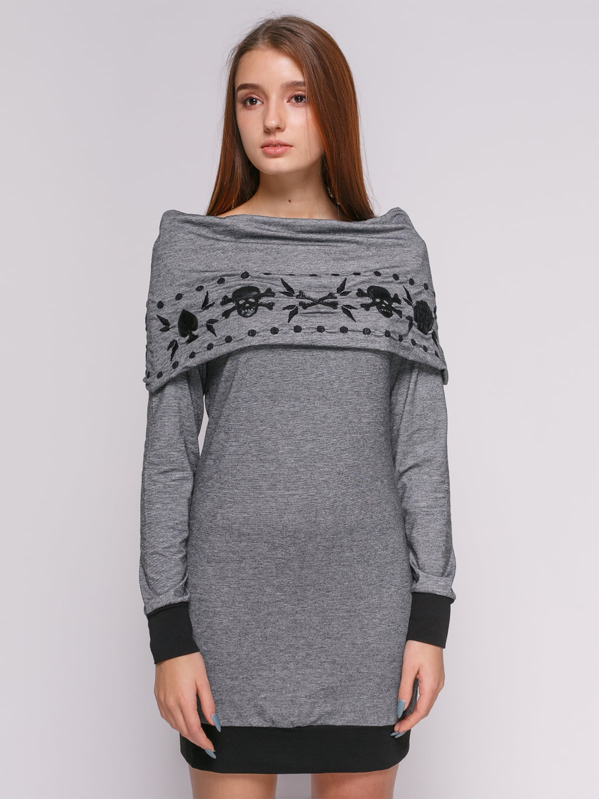 Сукня сіра | 330710