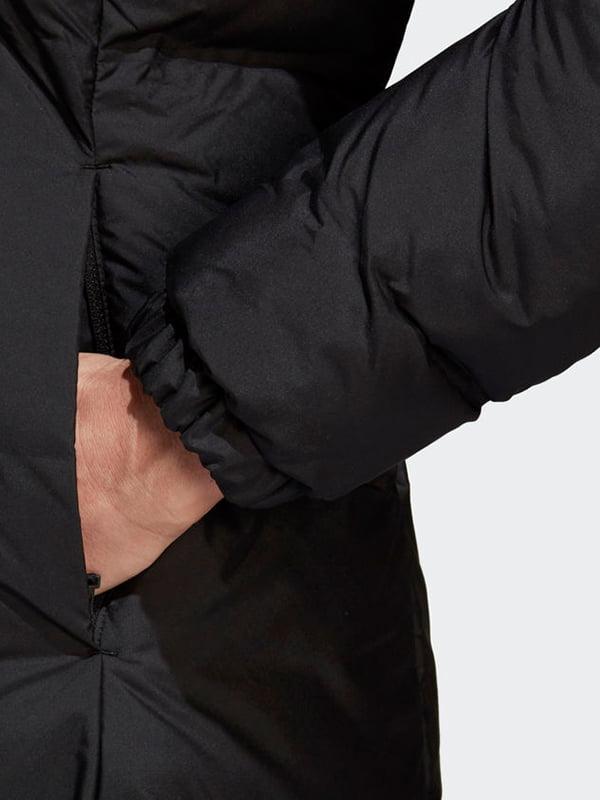 Пуховик черный   4694567   фото 8