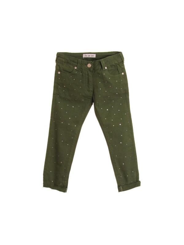 Штани зелені | 4781439