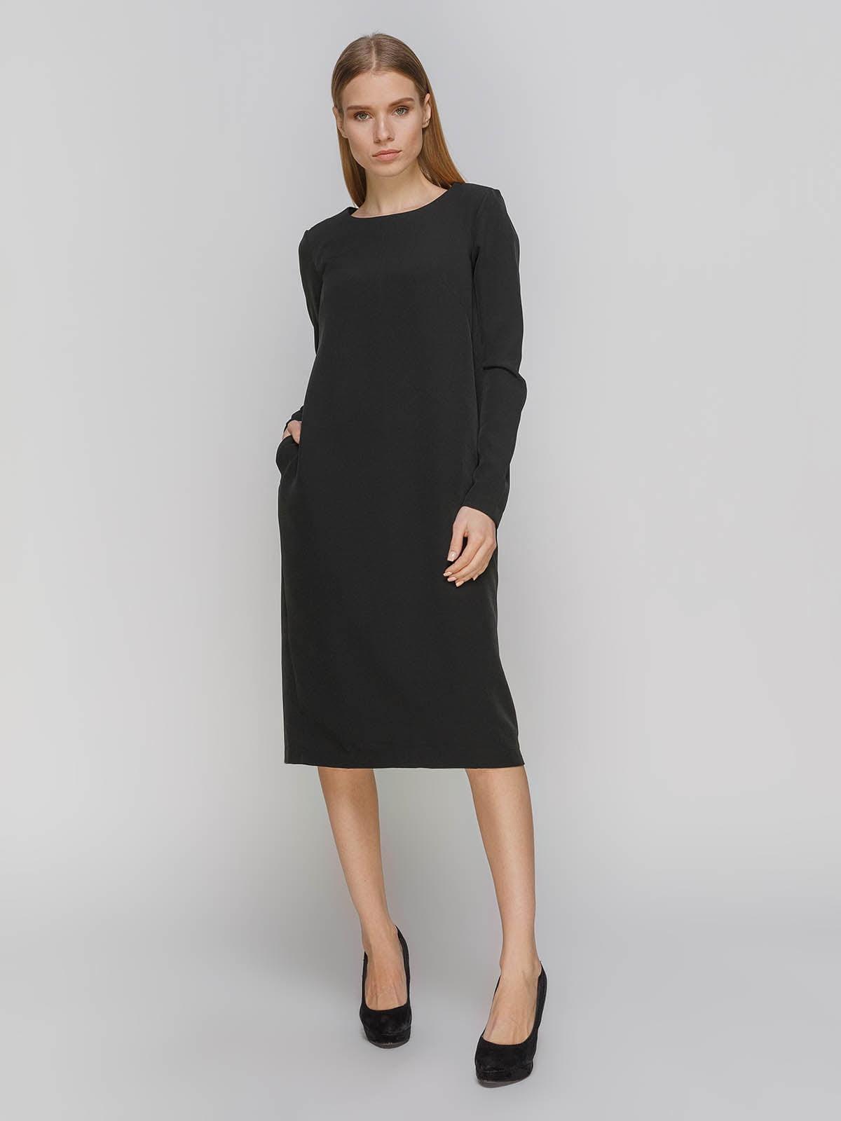 Сукня чорна | 4695427