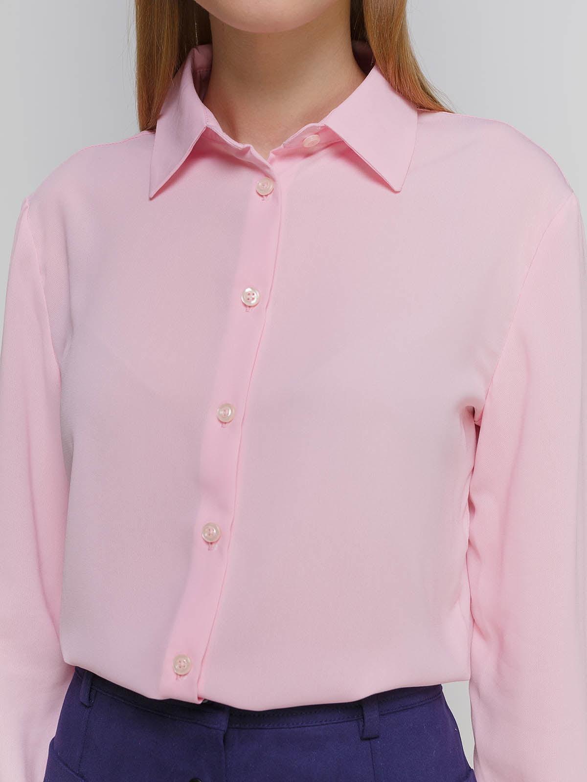 Рубашка розовая   4695434   фото 3