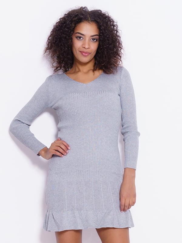 Платье серое | 4811650