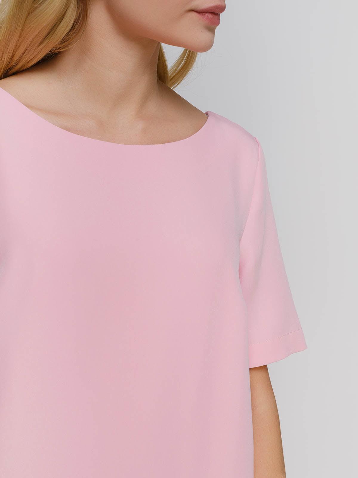 Платье розовое | 4695405 | фото 3