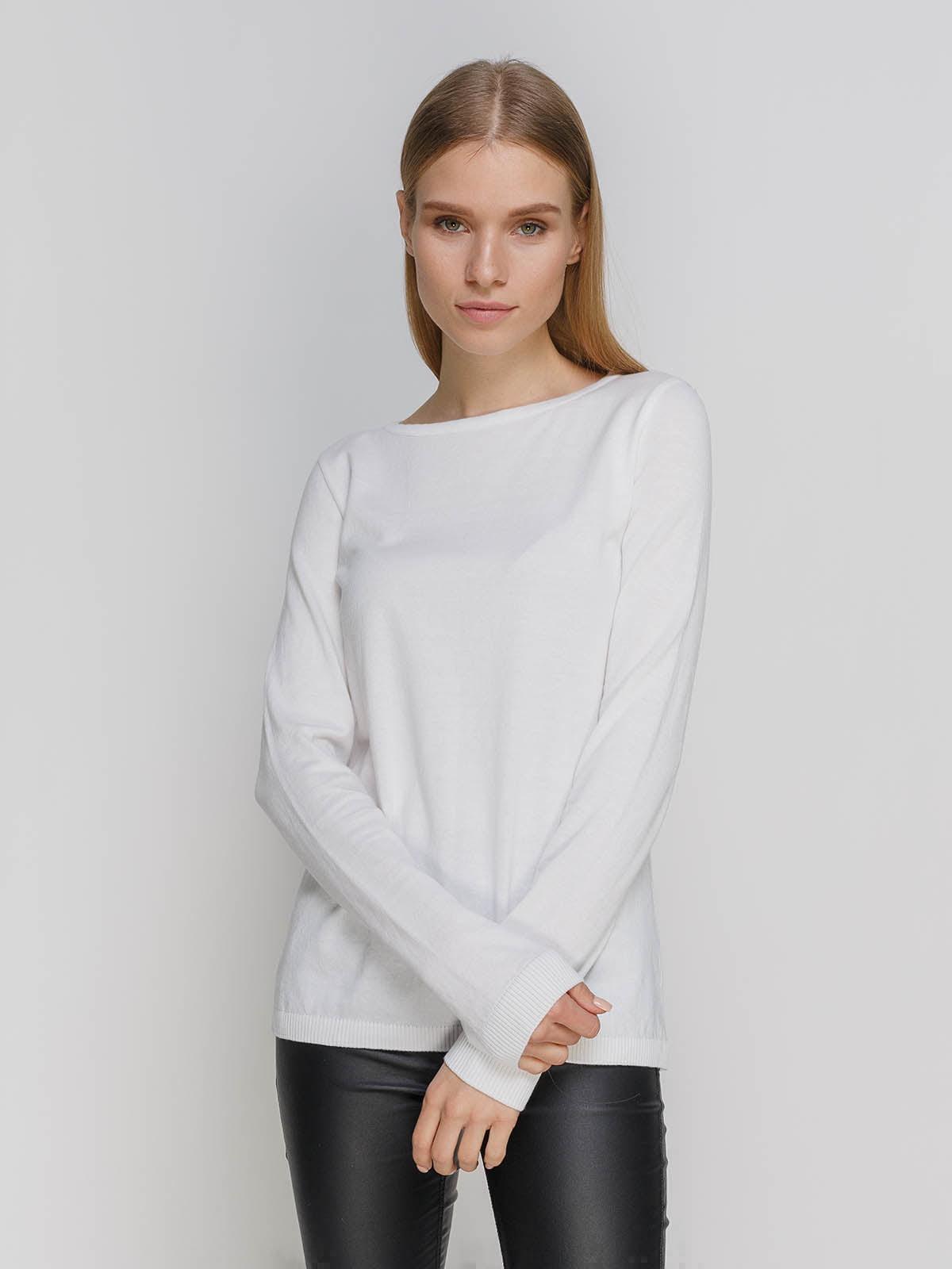 Джемпер белый   4695286