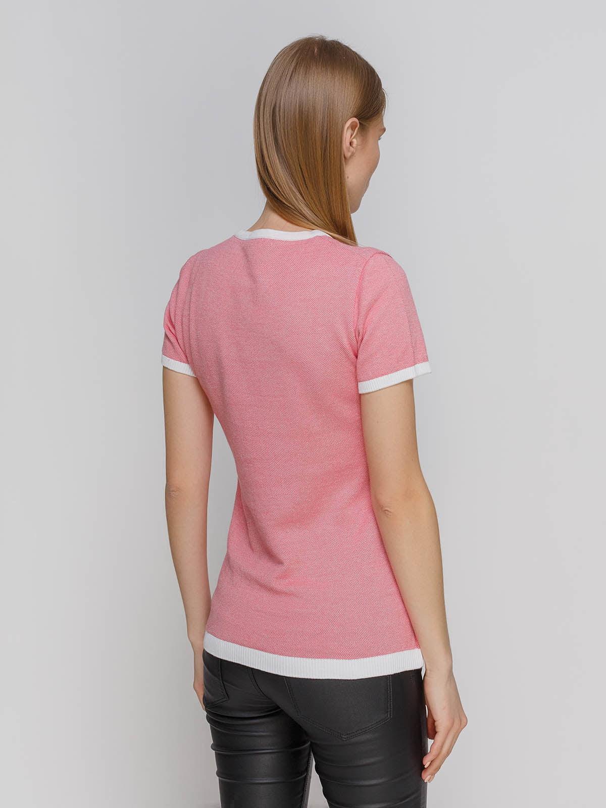 Джемпер розовый | 4775740 | фото 2
