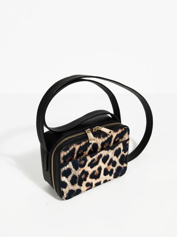 Сумка леопардовой расцветки | 4814460