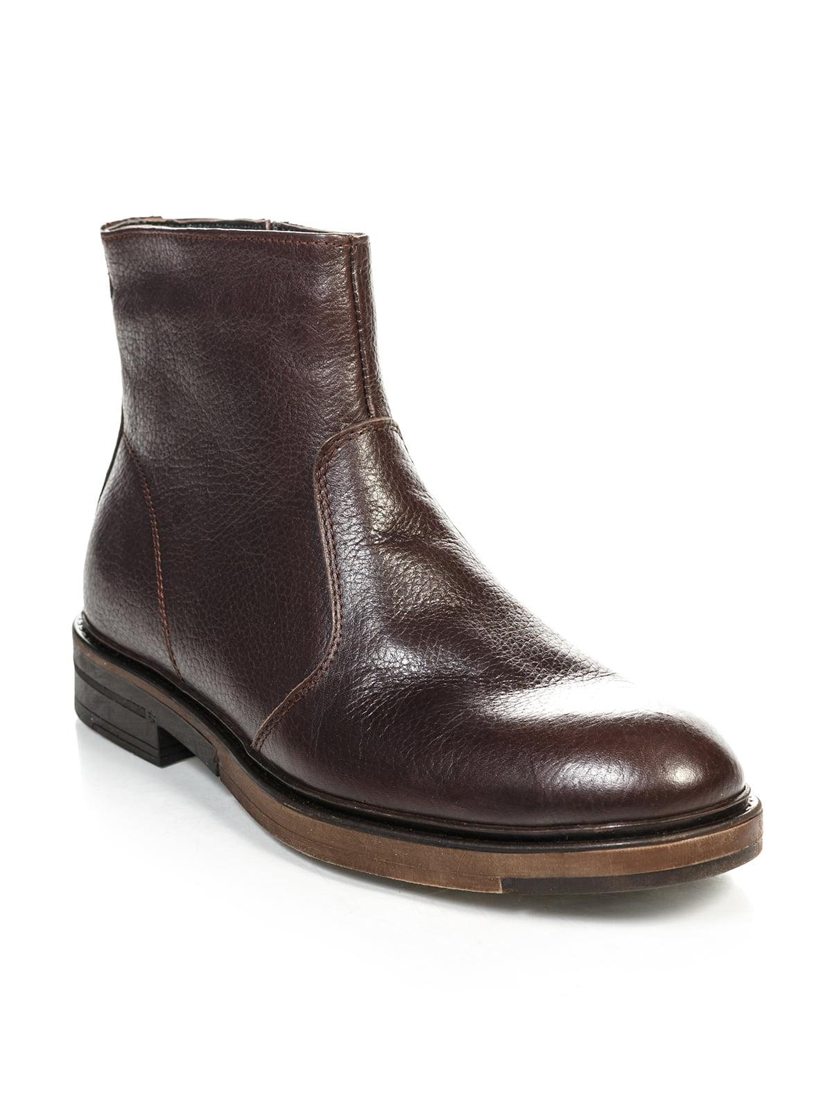 Ботинки коричневые | 4809486 | фото 2