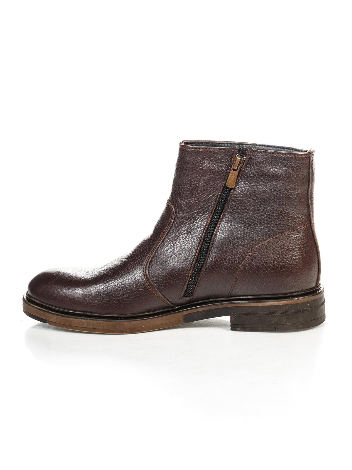 Ботинки коричневые | 4809486 | фото 3