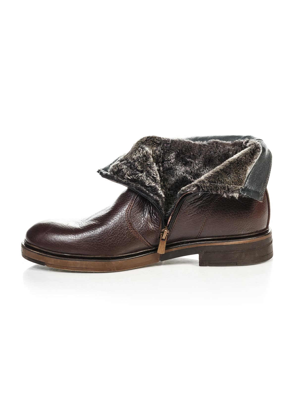 Ботинки коричневые | 4809486 | фото 4