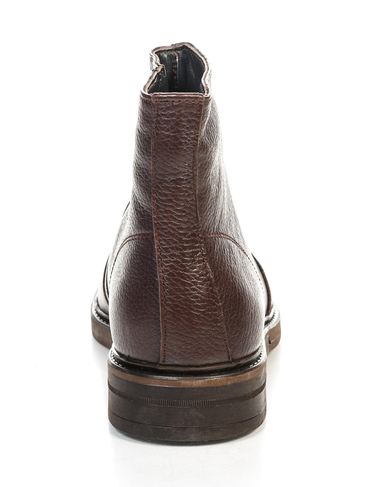 Ботинки коричневые | 4809486 | фото 5