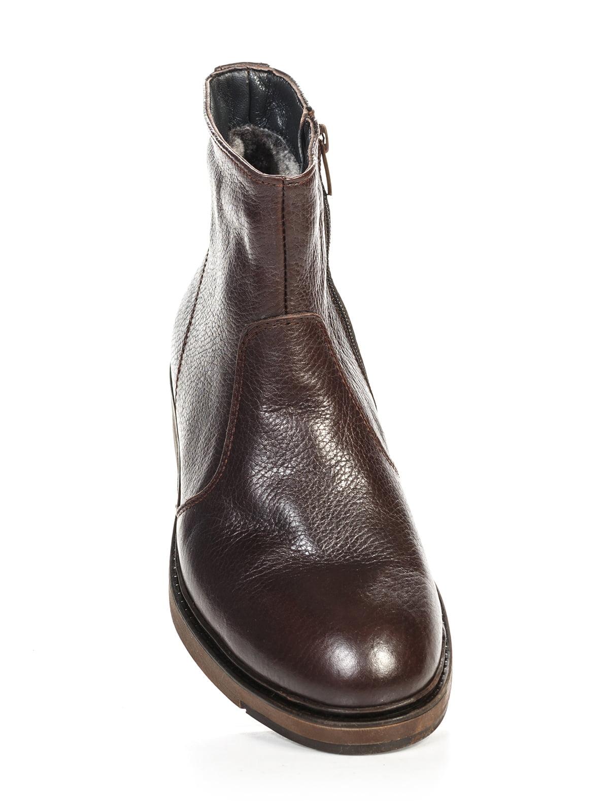 Ботинки коричневые | 4809486 | фото 6