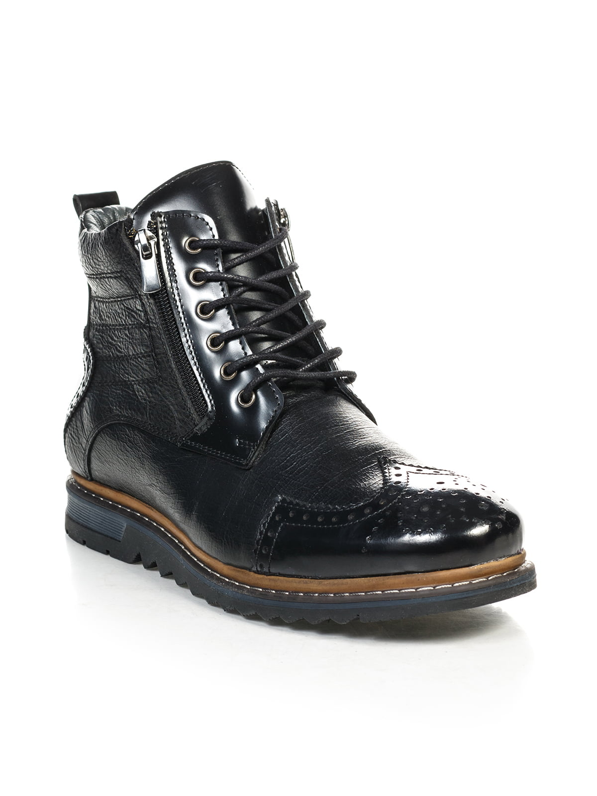 Ботинки черные | 4800146 | фото 2