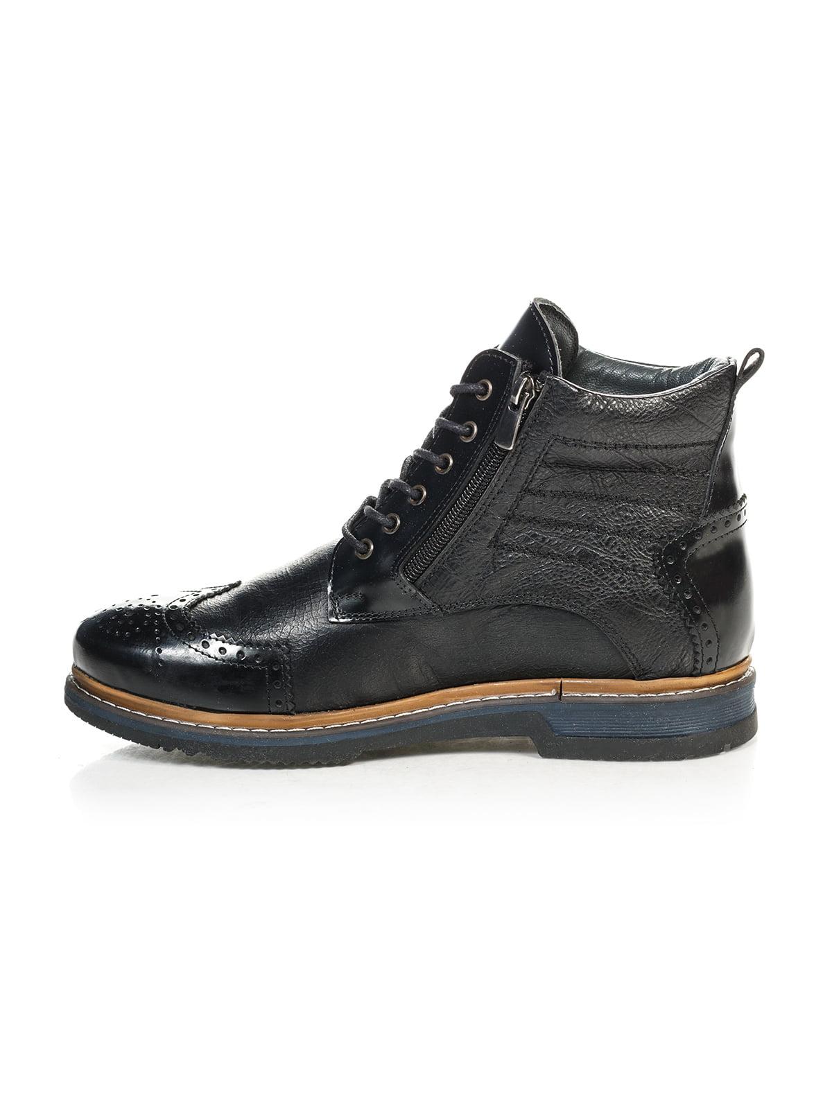 Ботинки черные | 4800146 | фото 3
